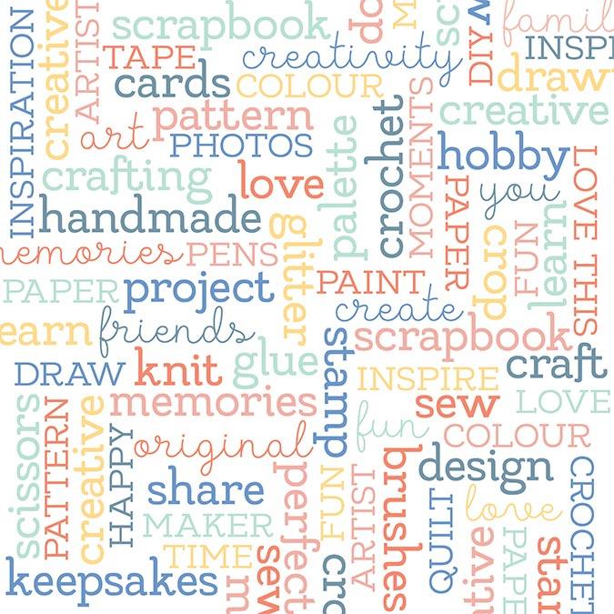 Crafternoon - Papier Crafty