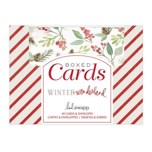 Winter Wonderland Cartes