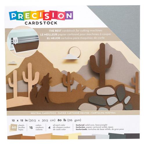 Cardstock de précision texturé Couleurs neutres