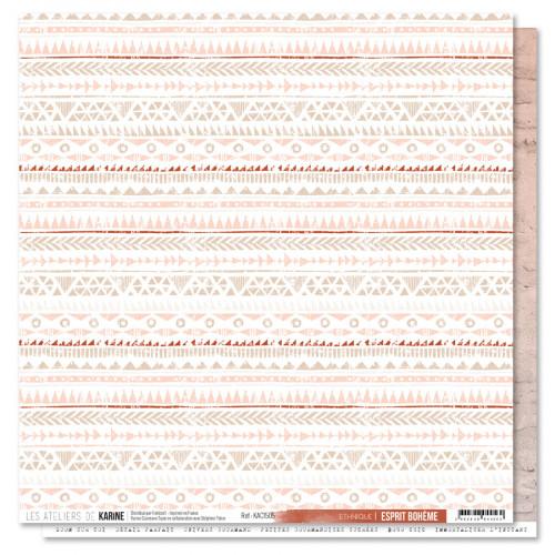 Esprit Bohème - Papier Ethnique