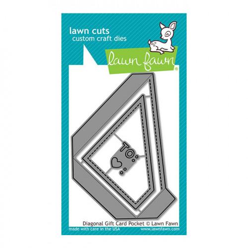 Die Set Pochette diagonale