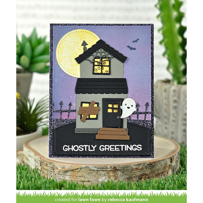 Die Set Construire une maison : Ajout Halloween