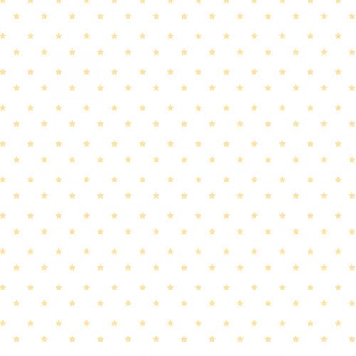 Calque imprimé Lovely Swan Etoiles dorées
