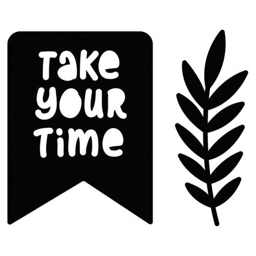 Die Set Take Your Time - 2 pcs