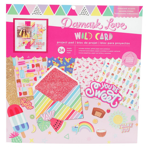 Wild Card Kit de collection 30 x 30 cm