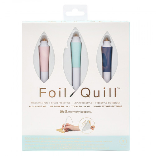 Kit d'initiation Stylos thermiques freestyle Foil Quill