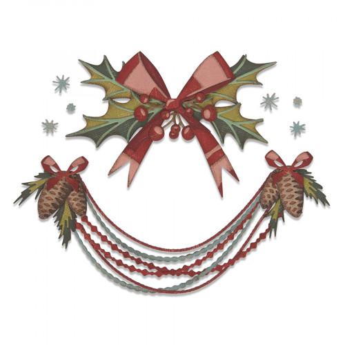 Thinlits Die Set Décorations de Noël Colorize - 10 pcs