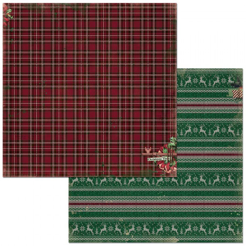 Christmas Treasures - Papier Sweater