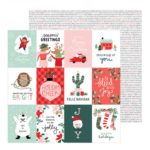 Merry Little Christmas - Papier Holiday Cheer