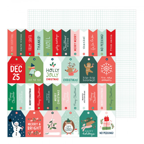 Merry Little Christmas - Papier Just for You