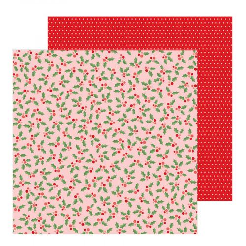 Merry Little Christmas - Papier Jolly Holly