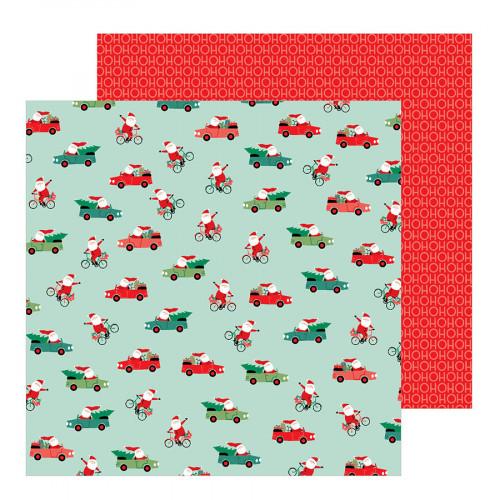 Merry Little Christmas - Papier Santa on the go