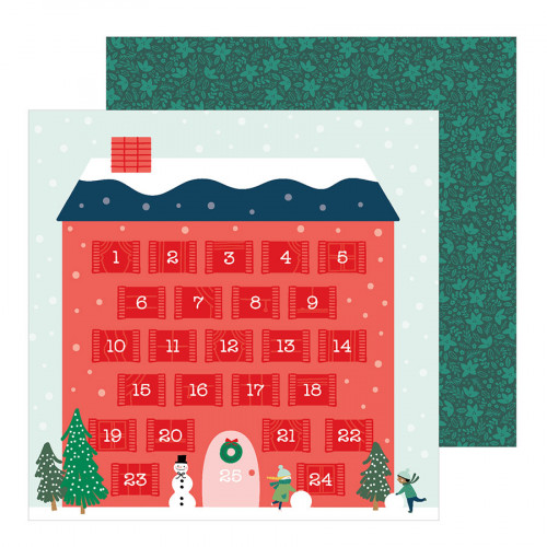 Merry Little Christmas - Papier Counting Down