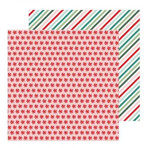 Merry Little Christmas - Papier Peppermint Candies