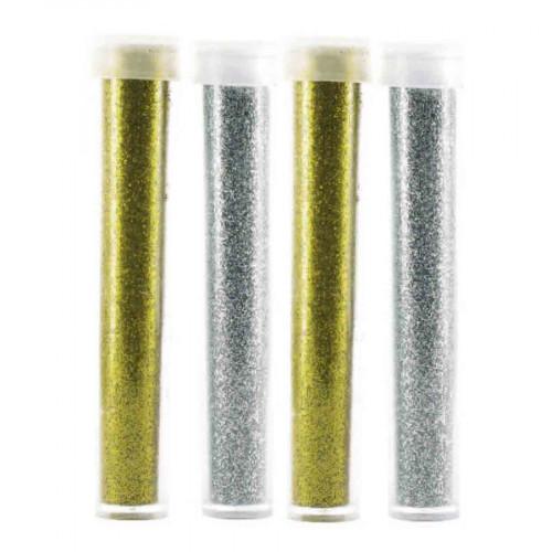 Paillettes Diamantines 3,5 g 4 pcs