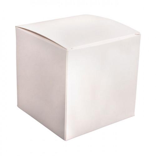 Boîte en papier à monter 10 x 10 cm 6 pcs