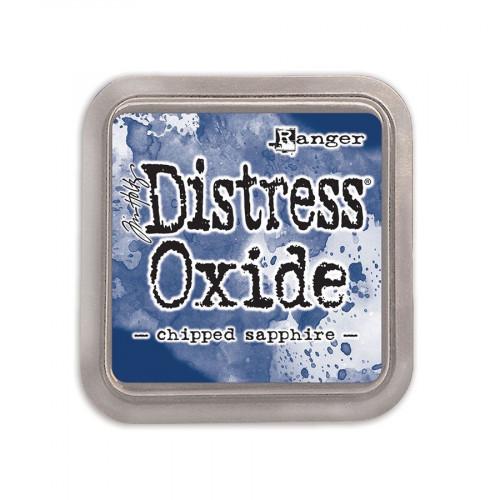 Encreur Distress Oxide Chipped Sapphire