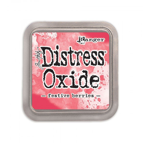 Encreur Distress Oxide Festive Berries