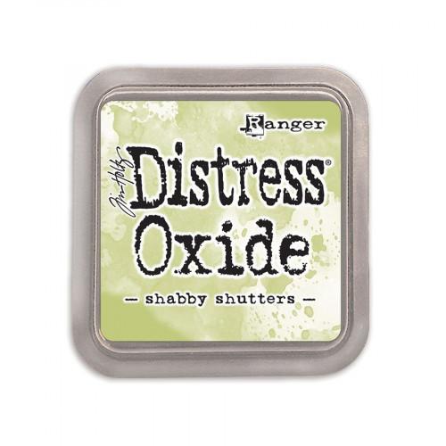 Encreur Distress Oxide Shabby Shutters
