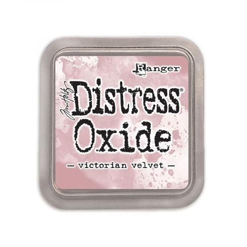 Encreur Distress Oxide Victorian Velvet