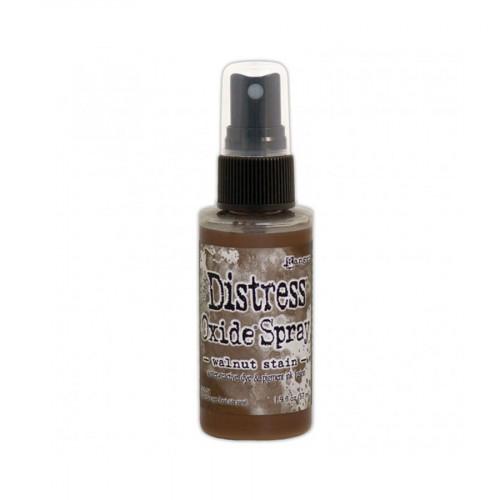 Encre en spray Distress oxide Walnut Stain - 57 ml