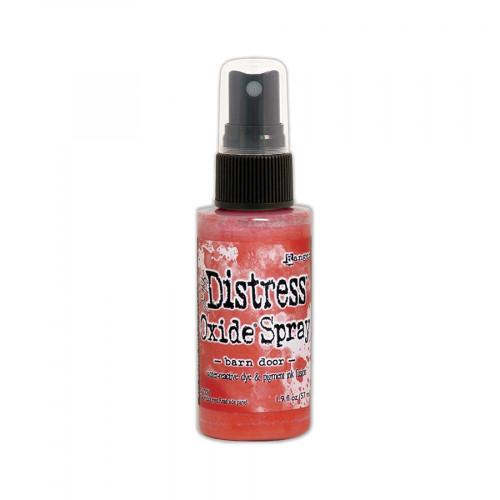 Encre en spray Distress oxide Barn Door - 57 ml
