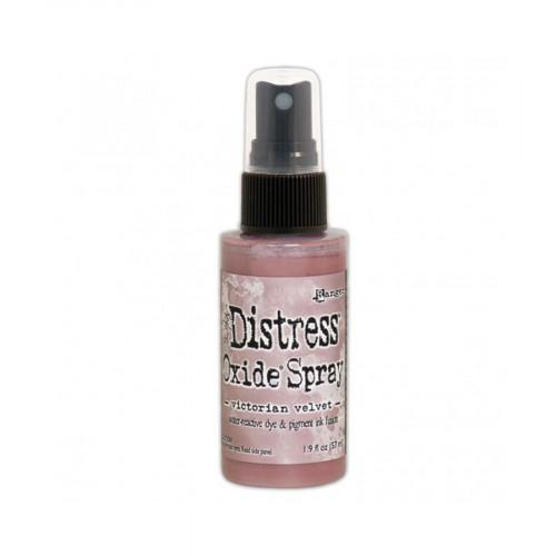Encre en spray Distress oxide Victorian Velvet - 57 ml