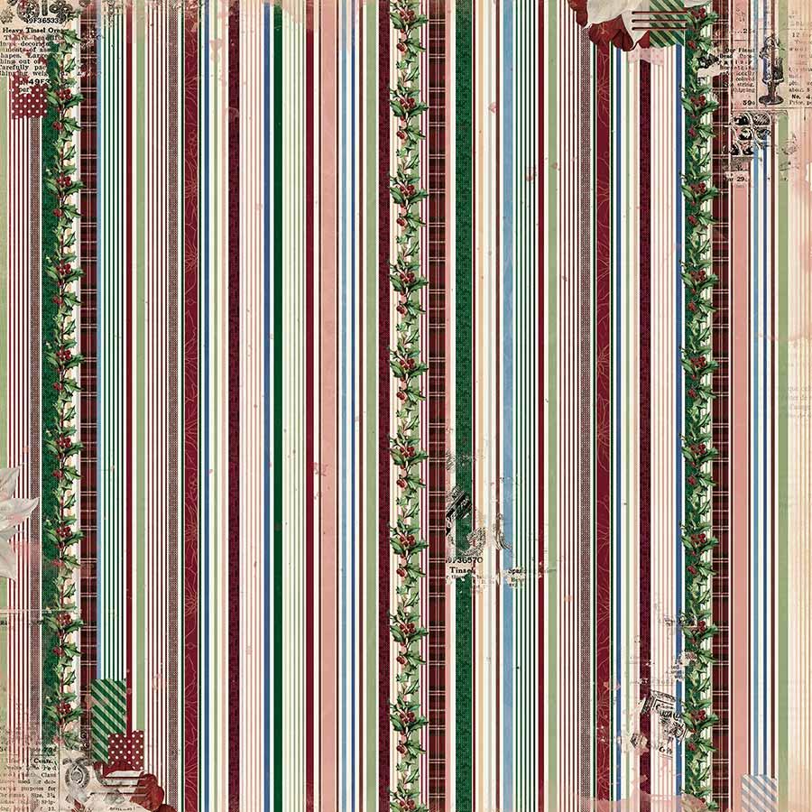 Christmas Treasures - Papier Tinsel