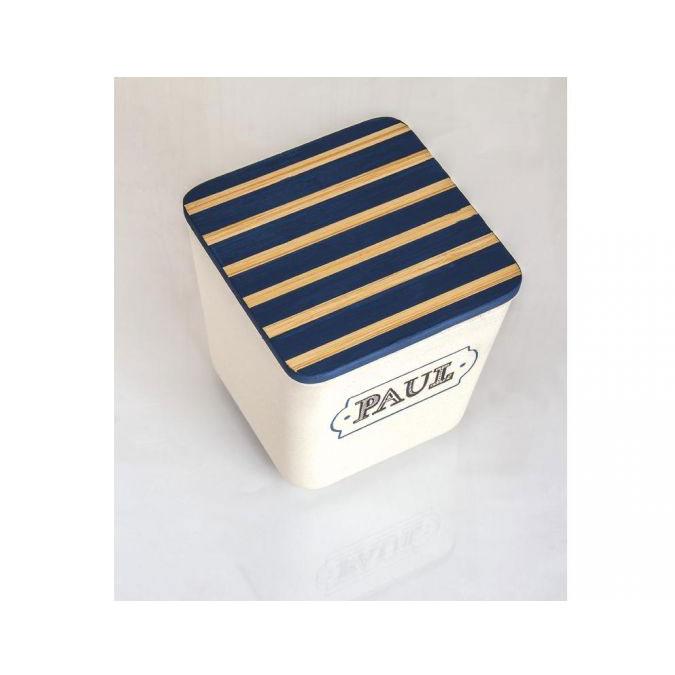Boîte à réserve carrée 700 ml 11 x 11 x 11 cm