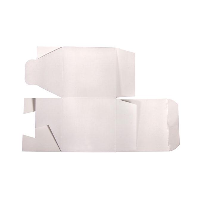 Boîte en papier à monter 7,5 x 7,5 cm 12 pcs