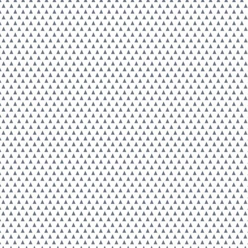 Calque imprimé Woodland Triangles