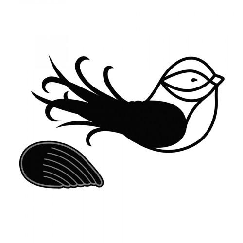 Die Set Oiseau - 2 pcs