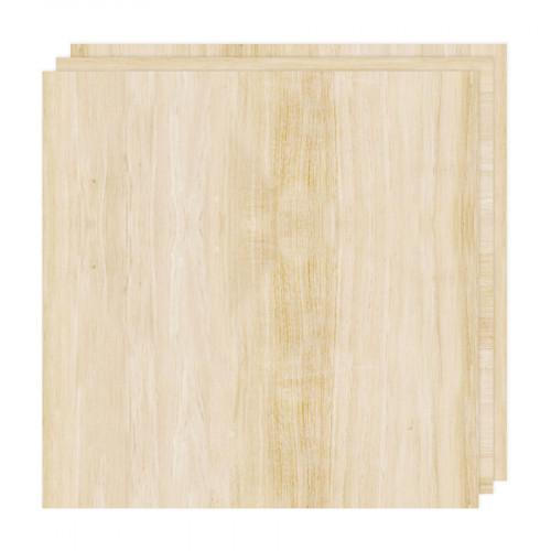 Planches de bois Singe Quill 20 x 20 cm - 3 pcs