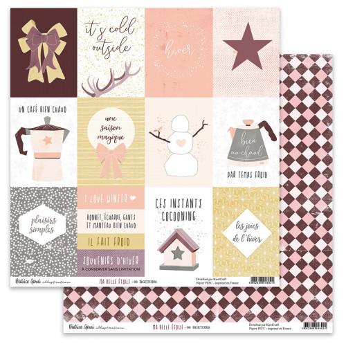 Ma belle étoile - Papier #6
