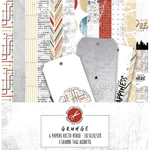 Grunge Kit de collection