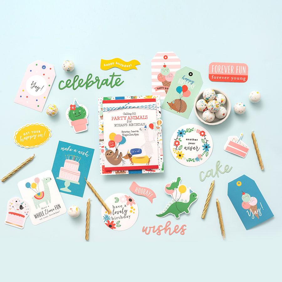 Happy Cake Day - Papier Hey Cupcake