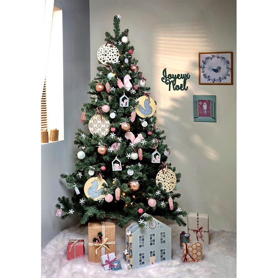 Die Set Joyeux Noël - 3 pcs