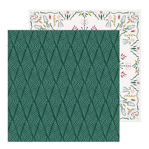 Snowflake Papier Icicles