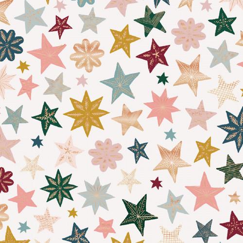 Snowflake Papier spécial Joyous (Foil)