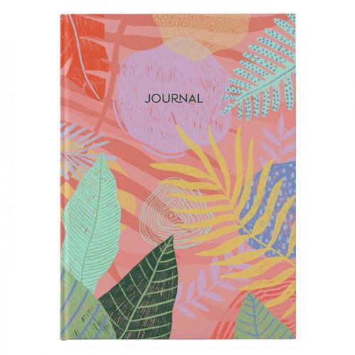 Carnet Journal corail A5