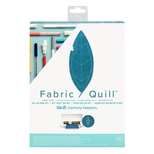 Kit de démarrage Fabric Quill Kit (tissu) pour machine de découpe électronique