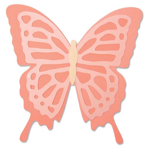 Bigz Die Papillon superposable