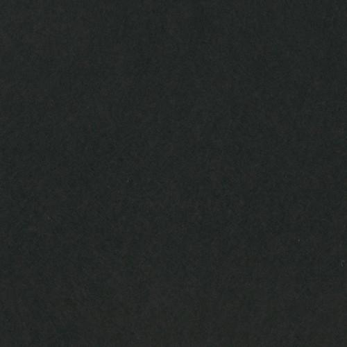 Feutrine noire - 2 mm - 30 x 30 cm