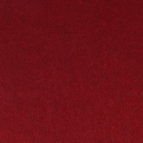 Feutrine bordeaux - 2 mm - 30 x 30 cm