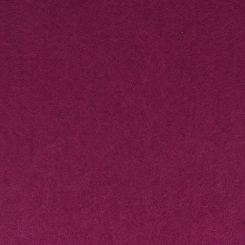 Feutrine cyclamen - 2 mm - 30 x 30 cm
