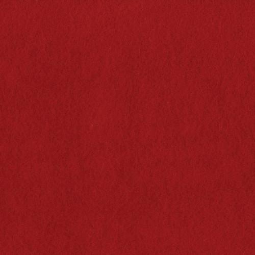Feutrine rouge vif - 2 mm - 30 x 30 cm