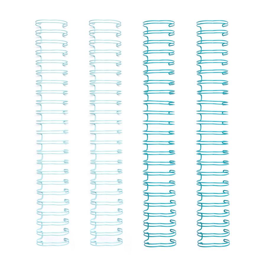 2,5/cm We R Memory Keepers Spirale de Reliure pour Outil Cinch Marron