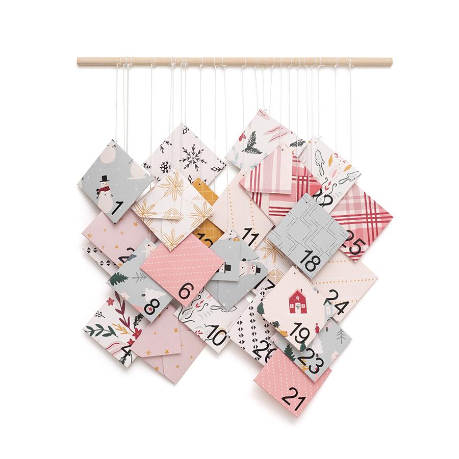 Snowflake Papier Spruce