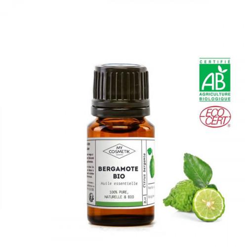 Huile essentielle de bergamote BIO 5 ml (AB)