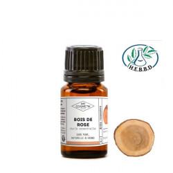 Huile essentielle de bois de rose BIO 5 ml (AB)
